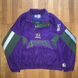 MN Moose IHL STARTER Winter Jacket